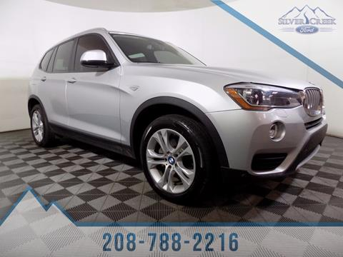 2015 BMW X3 for sale in Hailey, ID