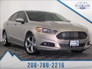 2016 Ford Fusion for sale in Hailey, ID