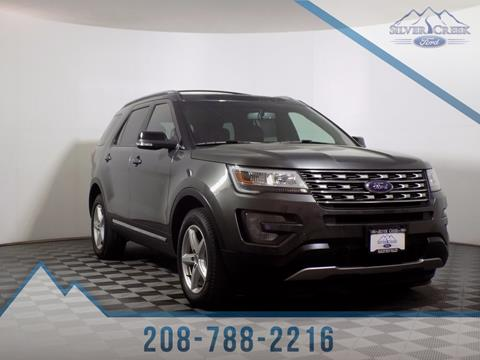 2017 Ford Explorer for sale in Hailey, ID