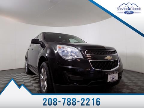 2012 Chevrolet Equinox for sale in Hailey, ID