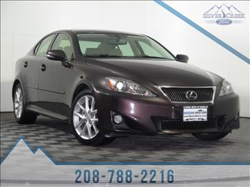 2013 Lexus IS 250 for sale in Hailey, ID