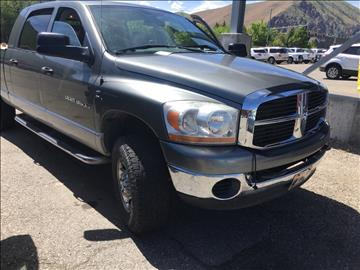 2006 Dodge Ram Pickup 3500 for sale in Hailey, ID