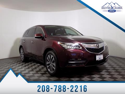 2014 Acura MDX for sale in Hailey, ID