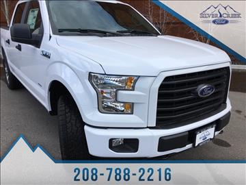 2017 Ford F-150 for sale in Hailey, ID
