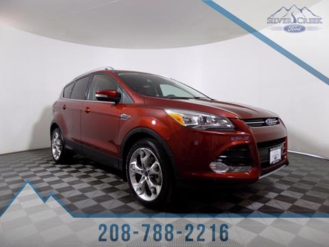 2016 Ford Escape for sale in Hailey, ID
