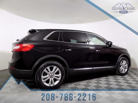 2017 Lincoln MKX for sale in Hailey, ID