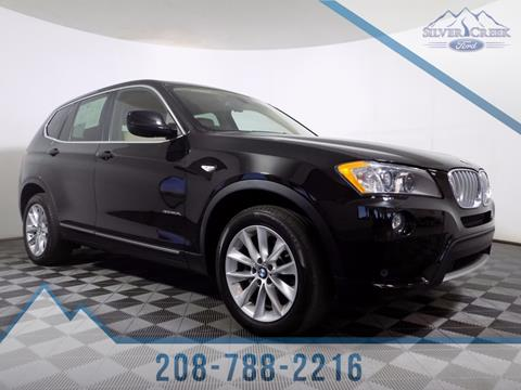 2014 BMW X3 for sale in Hailey, ID