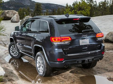2015 Jeep Grand Cherokee for sale in Hailey, ID