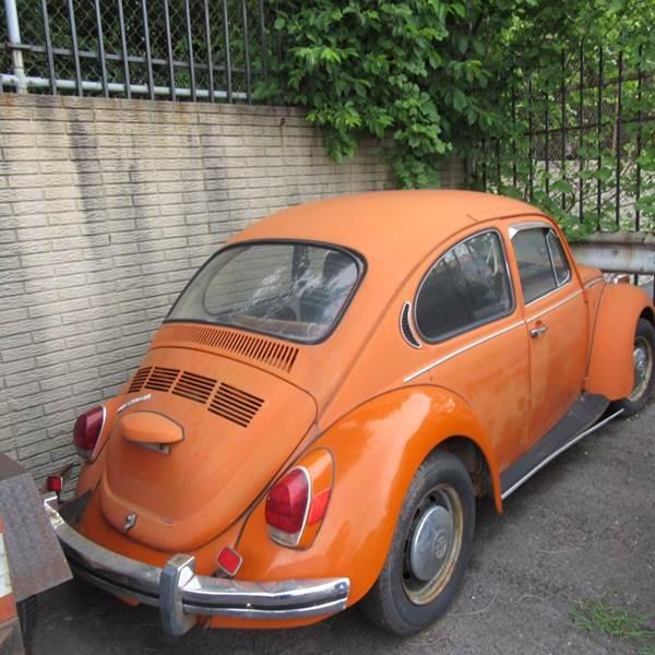 1972 Volkswagen Beetle  - Detroit MI