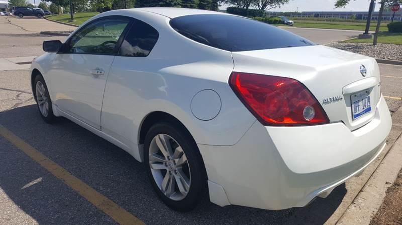 2013 Nissan Altima 2.5 S 2dr Coupe - Detroit MI