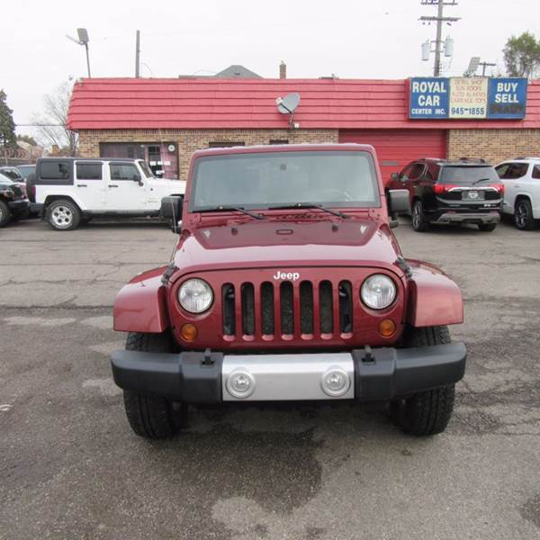 Used Jeeps For Sale In Ny: 2010 Jeep Wrangler For Sale