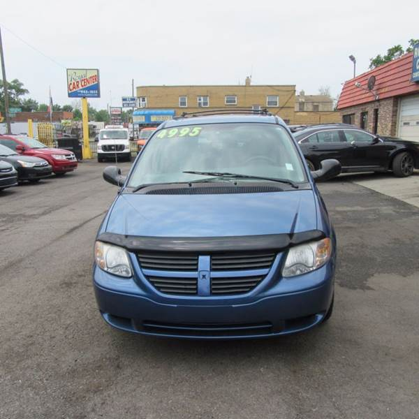 2005 Dodge Grand Caravan Special Edition 4dr Extended Mini