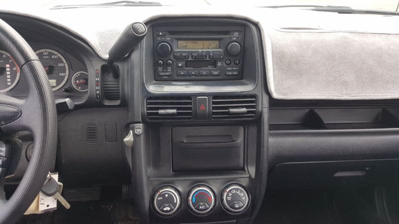 2003 Honda CR-V AWD LX 4dr SUV - Detroit MI
