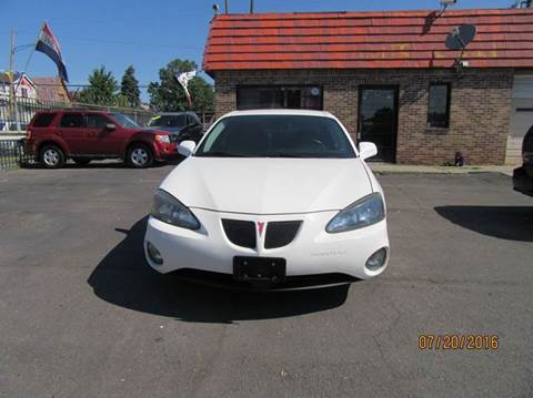 2008 Pontiac Grand Prix For Sale Carsforsale Com