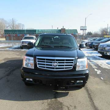 2006 Cadillac Escalade ESV for sale in Detroit, MI