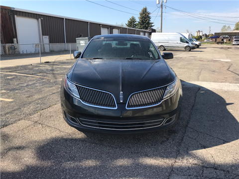 2013 Lincoln MKS for sale in Detroit, MI