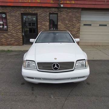 1998 Mercedes-Benz SL-Class for sale in Detroit, MI