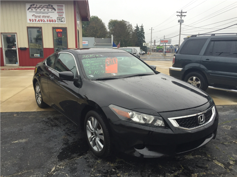 2010 Honda Accord for sale in Sidney, OH