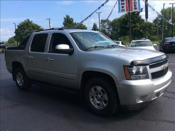 2011 Chevrolet Avalanche for sale in Waterford, MI