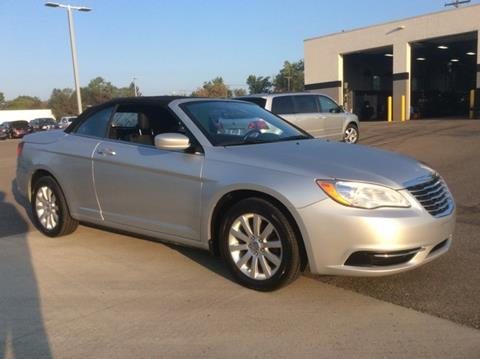 2011 Chrysler 200 Convertible for sale in Waterford, MI