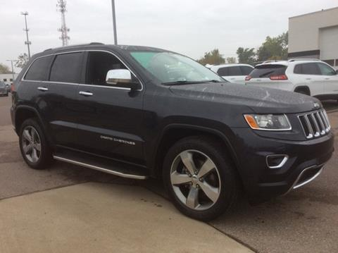 2014 Jeep Grand Cherokee for sale in Waterford, MI