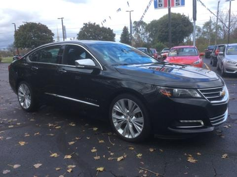 2014 Chevrolet Impala for sale in Waterford, MI