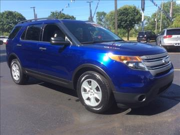 2014 Ford Explorer for sale in Waterford, MI