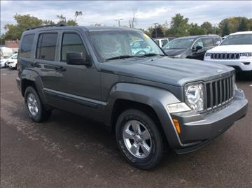 2012 Jeep Liberty for sale in Waterford, MI