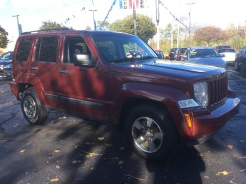 2008 Jeep Liberty for sale in Waterford, MI