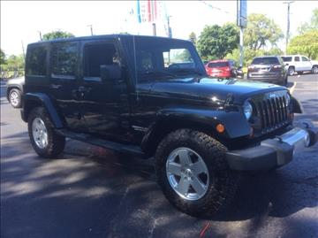 2011 Jeep Wrangler Unlimited for sale in Waterford, MI