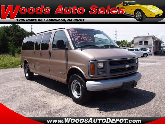 1999 Chevrolet Express for sale in Lakewood NJ