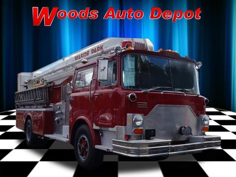 1983 Mack Fire Truck
