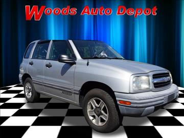 2002 Chevrolet Tracker for sale in Lakewood, NJ