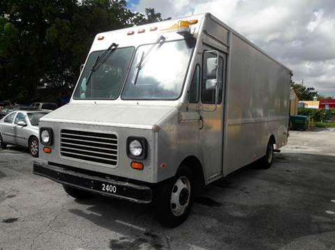 1989 Chevrolet P30 for sale in Miami, FL