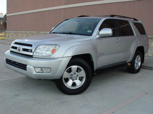 Used 2005 Toyota 4Runner Limited in Houston TX at Abe ...