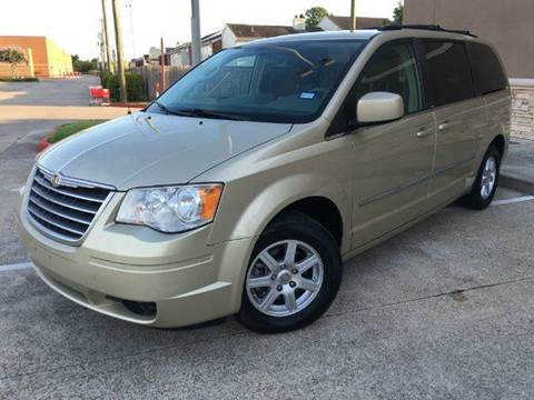 chrysler town and country for sale texas. Black Bedroom Furniture Sets. Home Design Ideas