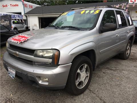 2005 Chevrolet TrailBlazer for sale in Jacksonville, FL