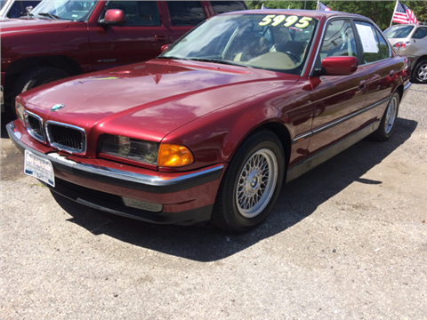 1998 BMW 7 Series for sale in Jacksonville, FL
