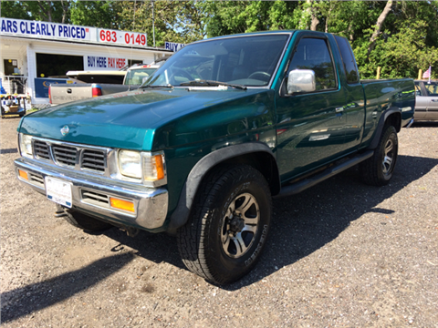 1997 Nissan Truck for sale in Jacksonville, FL
