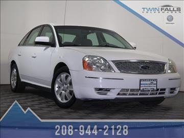 2007 Ford Five Hundred for sale in Twin Falls, ID