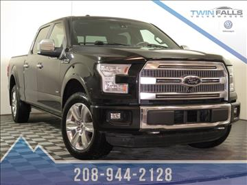 Used Ford Trucks For Sale Twin Falls Id