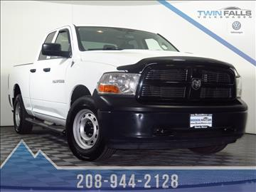 Ram Ram Pickup 1500 For Sale Idaho