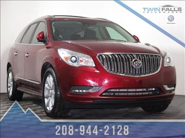 Buick enclave for sale twin falls id for Goode motor volkswagen mazda twin falls id