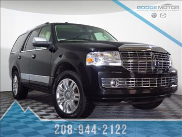 2012 lincoln navigator for sale in nebraska for Goode motor volkswagen mazda twin falls id