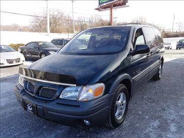1998 Pontiac Trans Sport for sale in Manchester, MD
