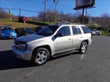 Chevrolet Trailblazer For Sale Maryland Carsforsale Com