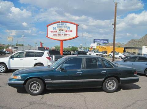 1994 Ford Crown Victoria For Sale Carsforsale Com