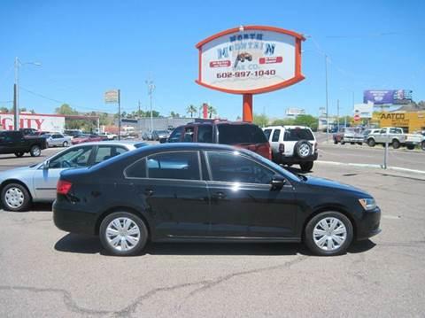 2012 Volkswagen Jetta for sale in Phoenix, AZ