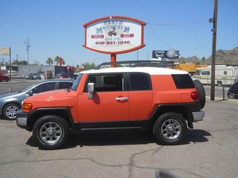 2013 Toyota FJ Cruiser for sale in Phoenix, AZ