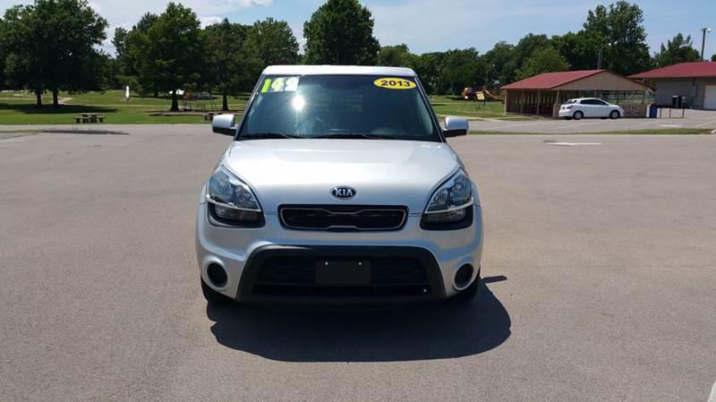 2013 Kia Soul + 4dr Wagon 6A - Dewey OK